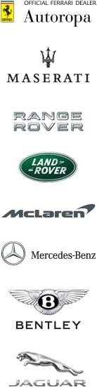 AUtoropa Service - Ferrari, Maserati, Land Rover, Range Rover, McLaren, Mercedes-Benz, Jaguar