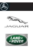 Mercedes-Benz, Jaguar och Land Rover Auktoriserad Service